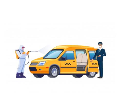 Coronavirus – Linee guida in taxi